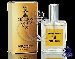 Парфюмированная вода Paco Rabanne 1 Million 35 Ml