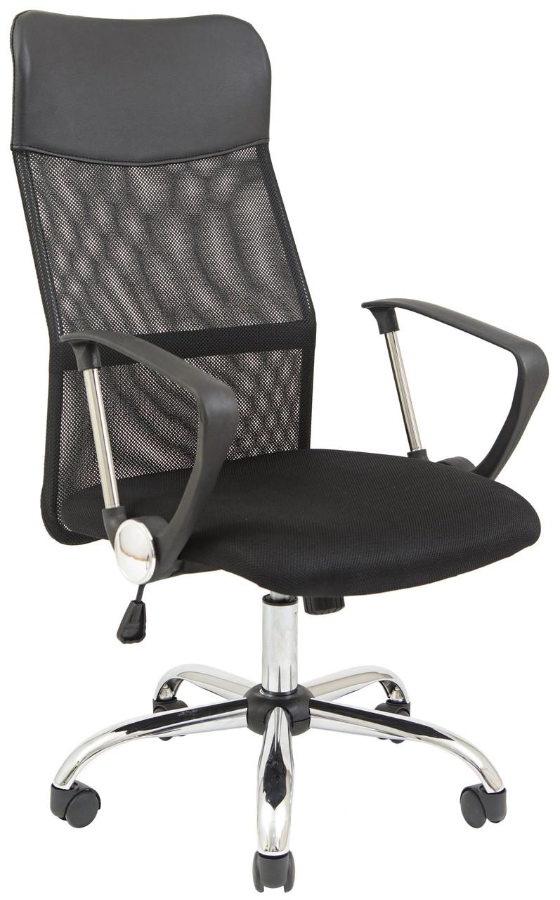 Кресло офисное Ультра (Ultra), крестовина Хром, ТМ Richman
