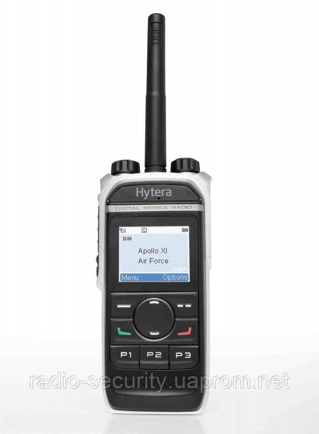 Цифрова портативна радіостанція HYTERA PD665