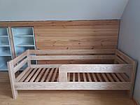 Кровать из натурального дерева детская Панда (200х90)