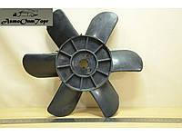 Крыльчатка радиатора ВАЗ 2101, 2102, 2103, 2104, 2105, 2106, 2107 ,6 лопастей черная  Харьков