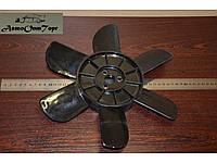 Крыльчатка вентилятора (радиатора)  ВАЗ 2101, 2102, 2103, 2104, 2105, 2106, 2107, 6 лопастей черная  Херсон