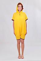 "Милая пижама кигуруми для взрослого ""Пикачу"" - размеры: S, M, L"