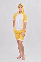 "Мимишная пижама кигуруми ""Мишка"" для взрослого - размеры: S, M, L"