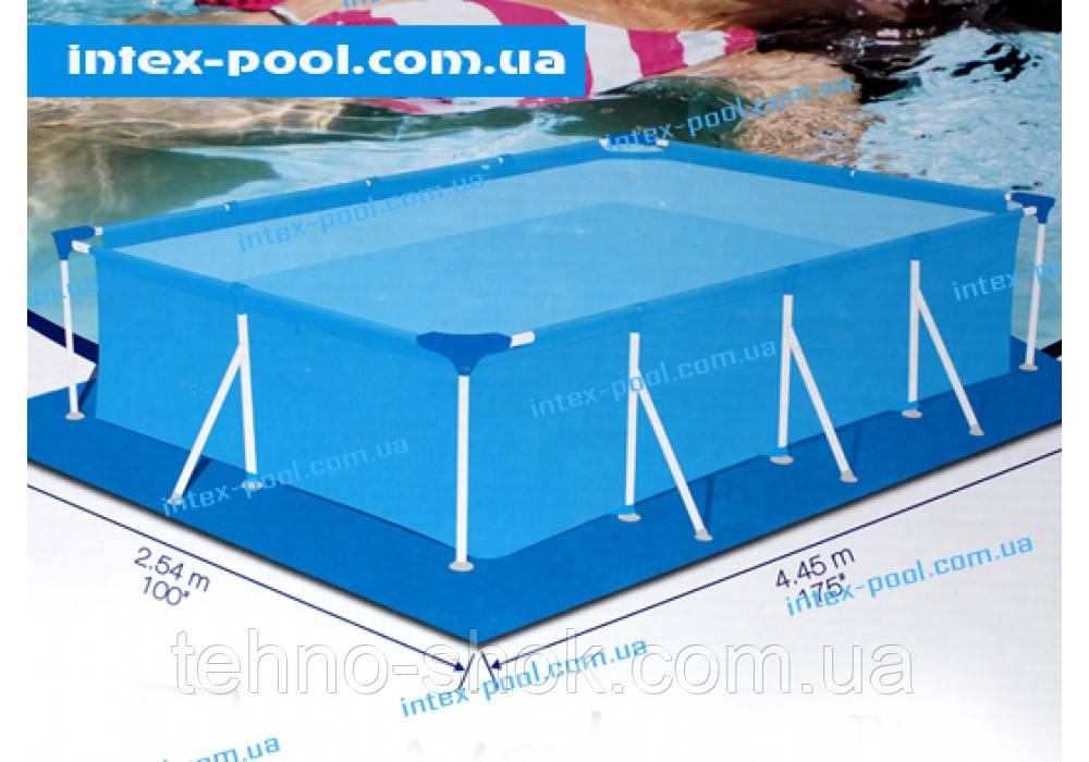 Подстилка под бассейн Bestway 58102 (445х244 см)