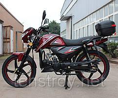 Мотоцикл SPARK SP125С-2C (красный,черный,синий) + ДОСТАВКА бесплатно