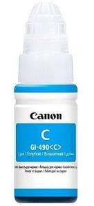 Чернила Canon GI-490 Cyan