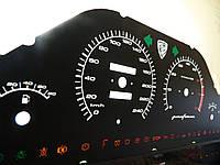Шкалы приборов Peugeot 605 прозрачные, фото 1