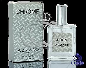 Парфюмированная вода Azzaro Chrome 35 Ml