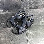 Чоловічі сандалі Antec (темно-сині), фото 3