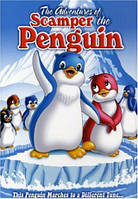 Пінгвін ЛОЛО 4 Вафельна картинка