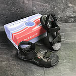 Мужские сандалии Antec (черные) , фото 3
