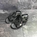 Мужские сандалии Antec (черные) , фото 2