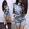 Комбінезон, тканина: костюмка габардин . Розмір:С,М. Різні кольори (6641), фото 6