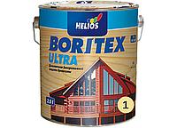 Антисептик для древесины Helios Bori Tex TopLasur 2.5л (бесцветный)