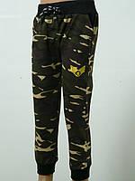 Спортивные штаны для мальчика на 2-6 лет комуляж цвета оптом