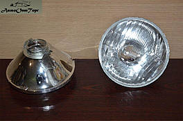 Оптика  ближний свет ВАЗ 2103, 2106 под H4, 061.3711200,(фара ближнего света) Формула Света