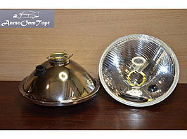 Оптика с подсветкой  ВАЗ 2101, 2102, (фара) Формула Света