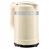 Электрический чайник КitchenАid Design 1,5 л кремовый 5KEK1565EAC