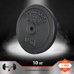 Блін граніліт 10 кг (27 мм)