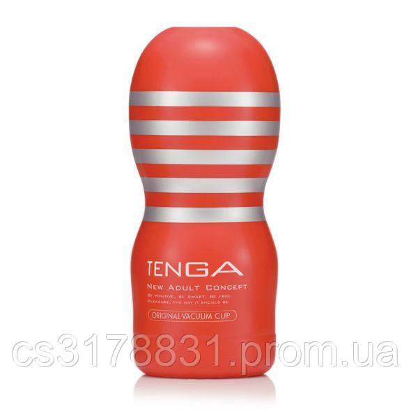 Мастурбатор Tenga Deep Throat (Original Vacuum) Cup
