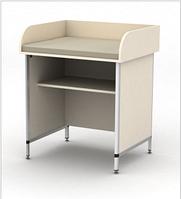 Пеленальный стол (алюминиевый профиль)