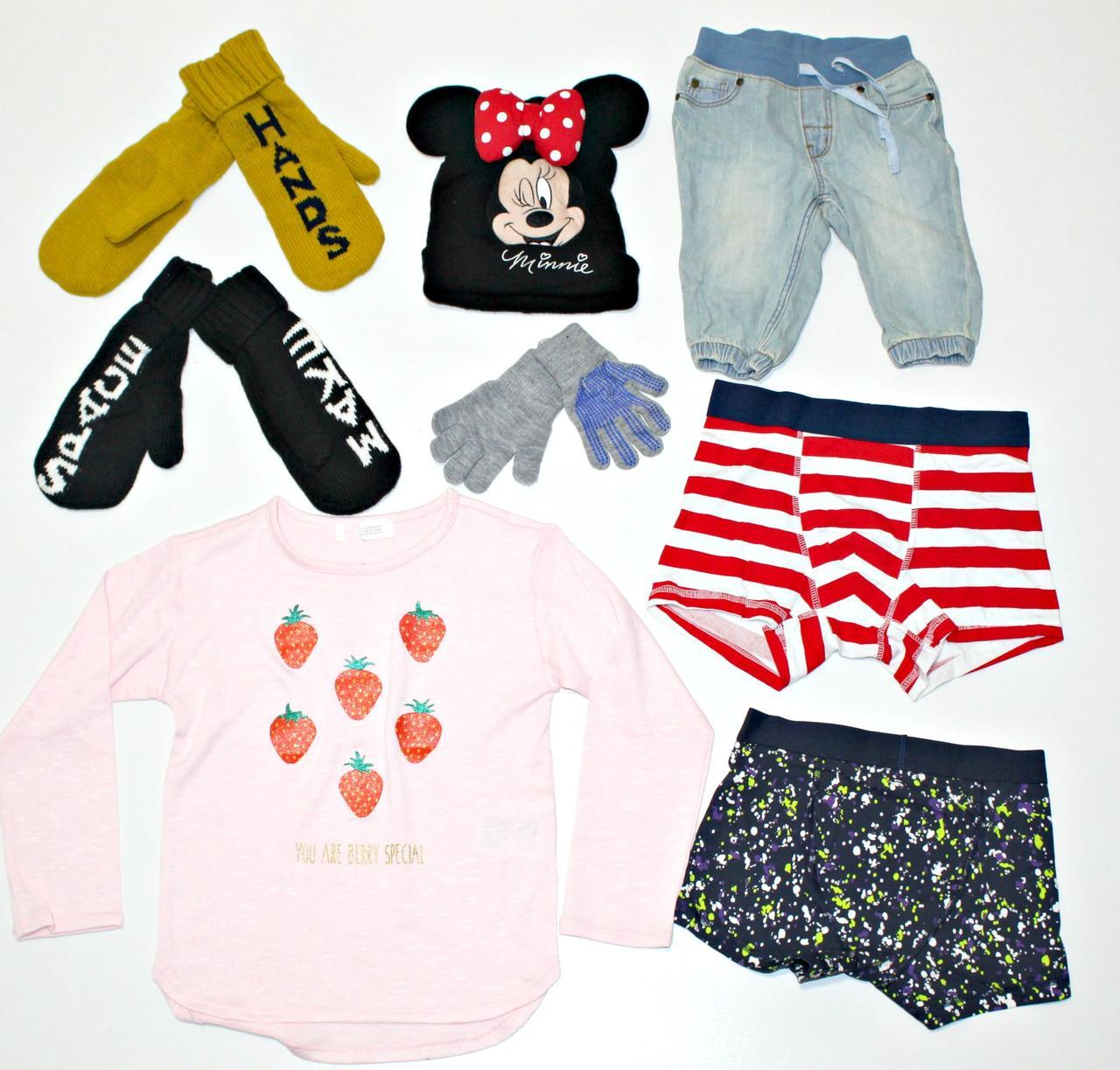 Сток одежда H&M мужская женская и детская лето и демисезон Швеция Оптом от 25 кг