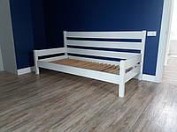 Кровать Тога. Данную модель можно использовать как гостевой диванчик и кровать с полноценным спальным местом., фото 1