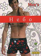 Мужские трусы Небо (UOMO) - 24.00 грн./шт. NO:B-390, фото 1