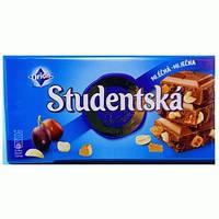 Шоколад молочный Orion Studentska Pecet со сливой
