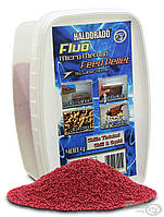 Пеллет HALDORÁDÓ Fluo Micro Method Feed Pellet 1.5мм - Chili Squid (Чили+Кальмар) 0.4кг