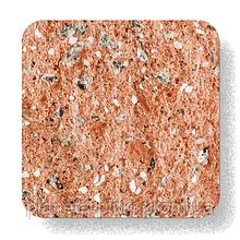 Колотий стовпчик Рустик 150х150х800, оранжин, Авеню