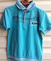 Тениска поло для мальчиков 110,116,122,128 роста Union