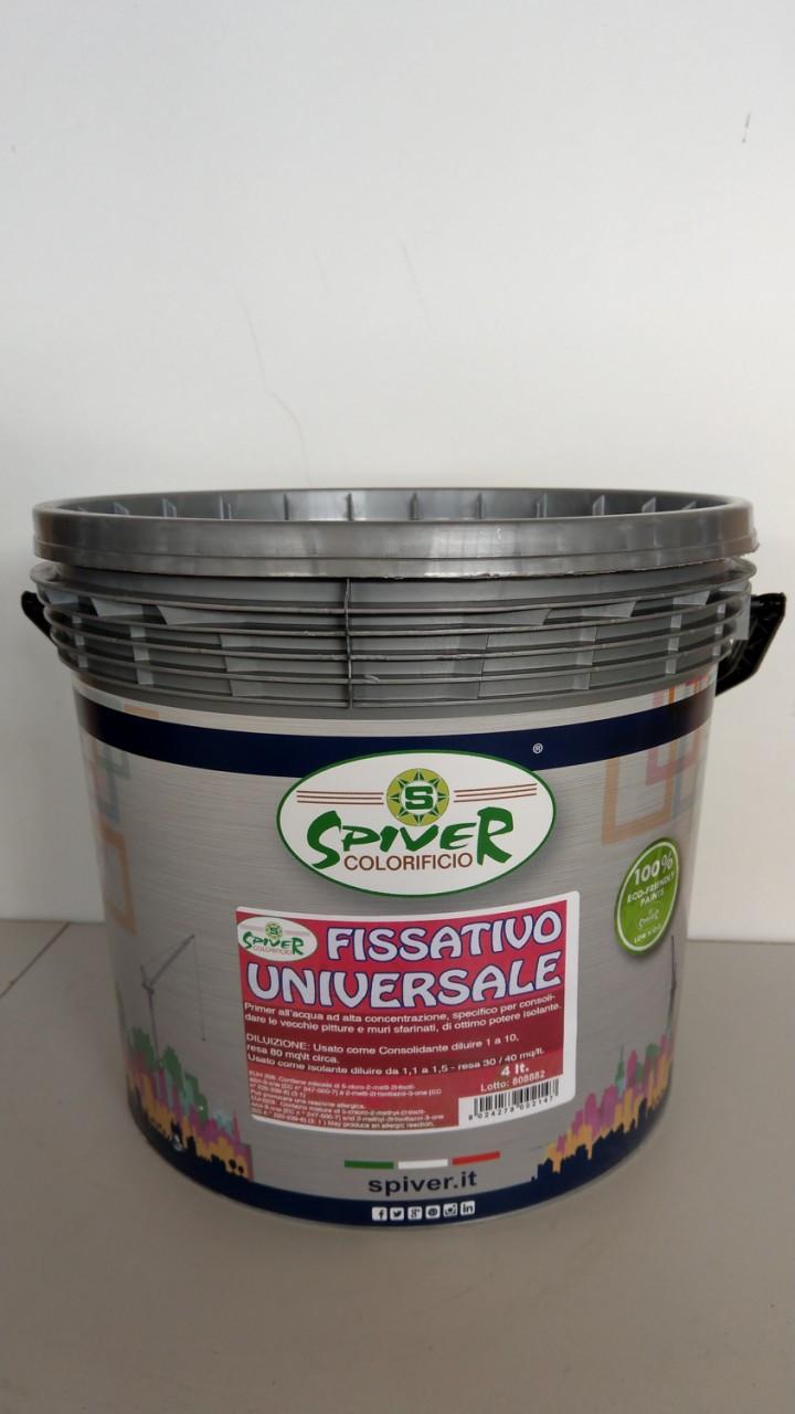 Fissativo Universale акриловый грунт глубокого проникновения на наружных и внутренних работ