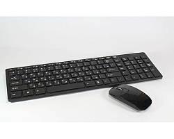 Клавіатура + миша Wireless KEYBOARD K06 бездротова