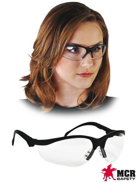 Противоосколочные защитные очки MCR-KLONDIKEP  рабочие MSR