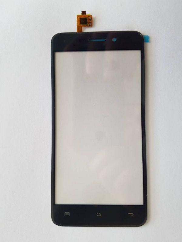 Тачскрин для Nomi i5012 Evo M2/i5013, черный Оригинал (тестирован)