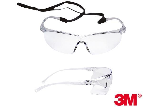 Противоосколочные защитные очки 3M-OO-TORA-01 рабочие -  США 3М