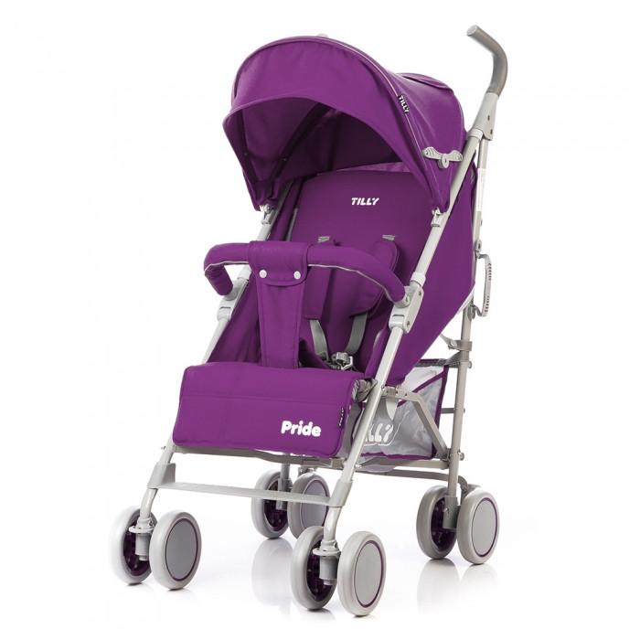 Коляска прогулочная TILLY Pride T-1412 Purple