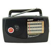 Радиоприёмник Kipo KB-308 AC , фото 1