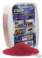 Пеллет HALDORÁDÓ Fluo Micro Method Feed Pellet 1.5мм - Red Fruit (Красные фрукты) 0.4кг
