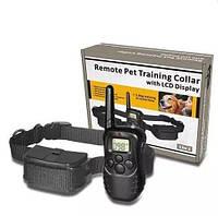 Электроошейник 998D для дрессировки собак с ЖК-дисплеем