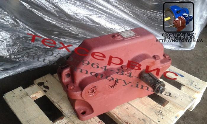 Редуктор цилиндрический 1Ц2У125-12-11(12)