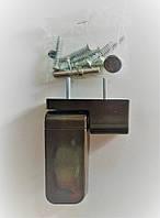 Петля дверная VORNE NEW Junior 17-20 мм  коричневая для ПВХ дверей