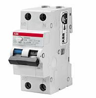 Автоматический выключатель дифференциального тока DSH201 В16 АС30