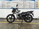Мотоцикл SPARK SP150R-13 (красный,черный,синий) +Доставка бесплатно, фото 9