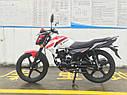 Мотоцикл SPARK SP150R-13 (красный,черный,синий) +Доставка бесплатно, фото 10