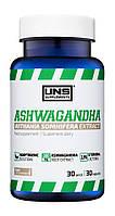 Адаптоген UNS - Ashwagandha Withania Somnifera Extract (30 таблеток)