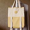 Эко-сумка Foyo Cream , фото 4