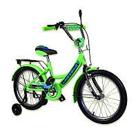 Велосипед 2-х колёсный Like2bike Rally(салатовый)